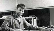 Head of Audio Crown Studios Brisbane 1989