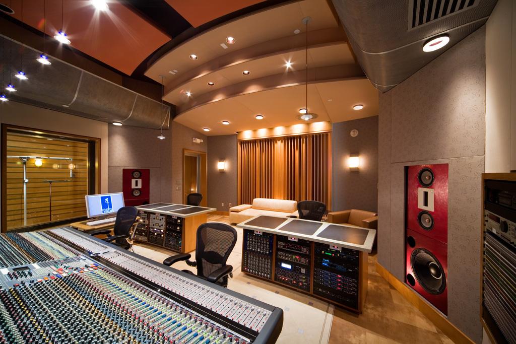 Recording Studios Chris Mccallum Soundo Film